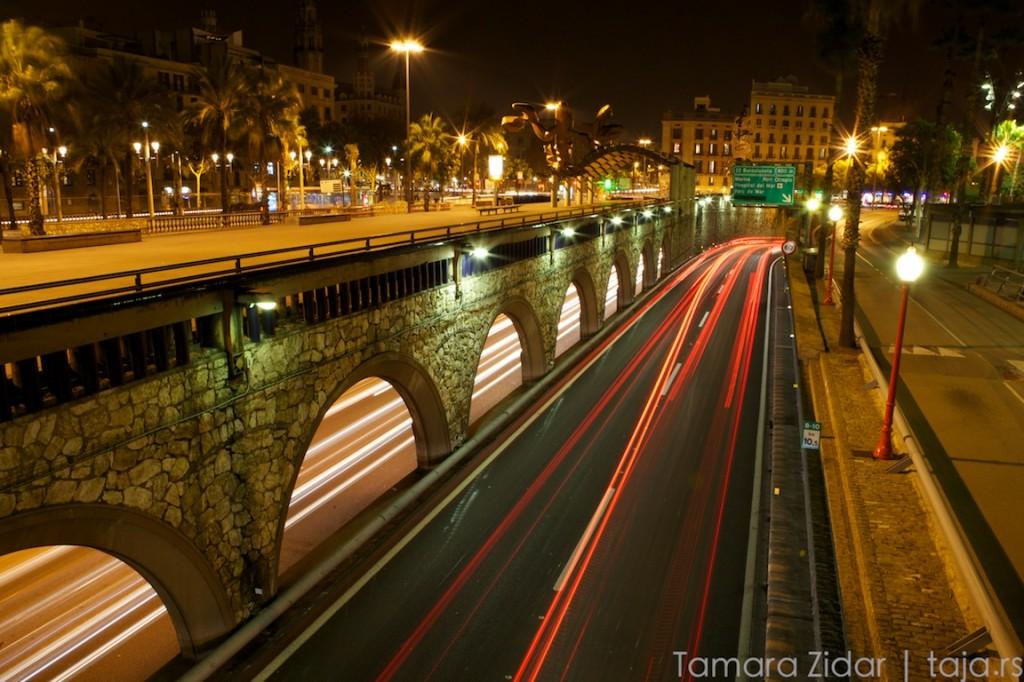 Ноћ у Барселони