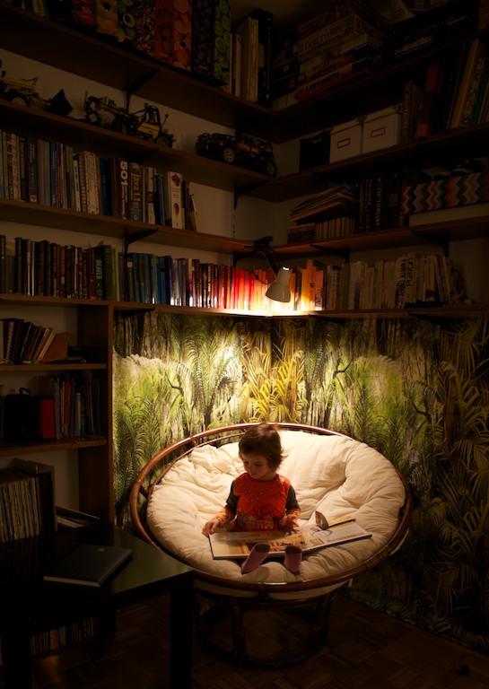 Knjige u džungli