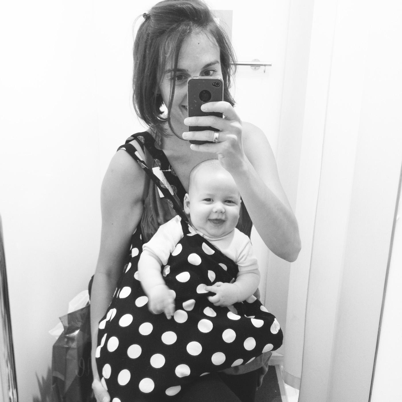 Srećna mama - srećna beba